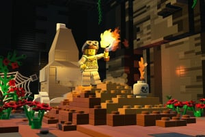 LEGO Worlds Screenshot