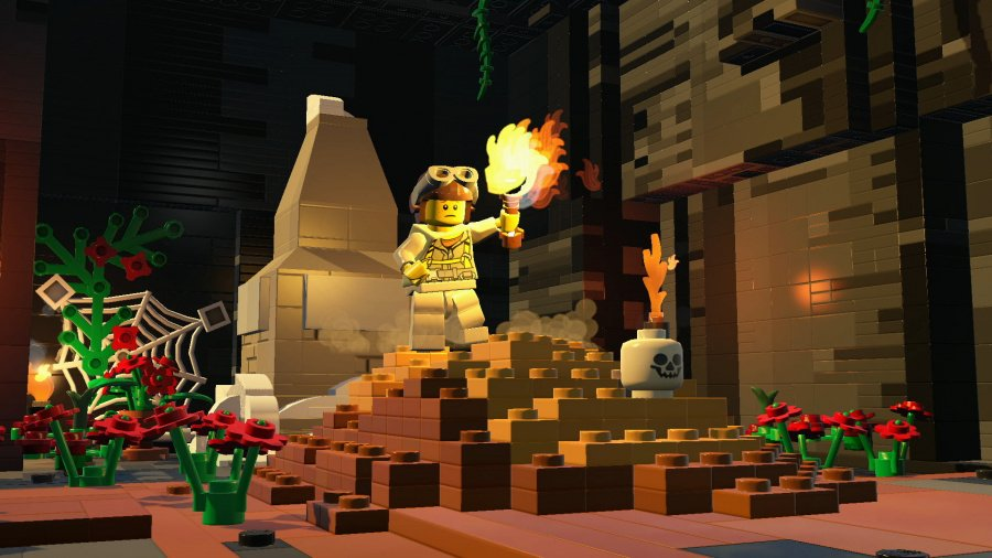LEGO Worlds Review - Screenshot 3 of 6