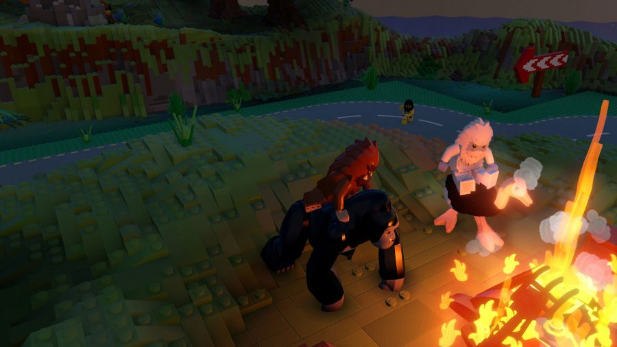 LEGO Worlds Review - Screenshot 6 of 7