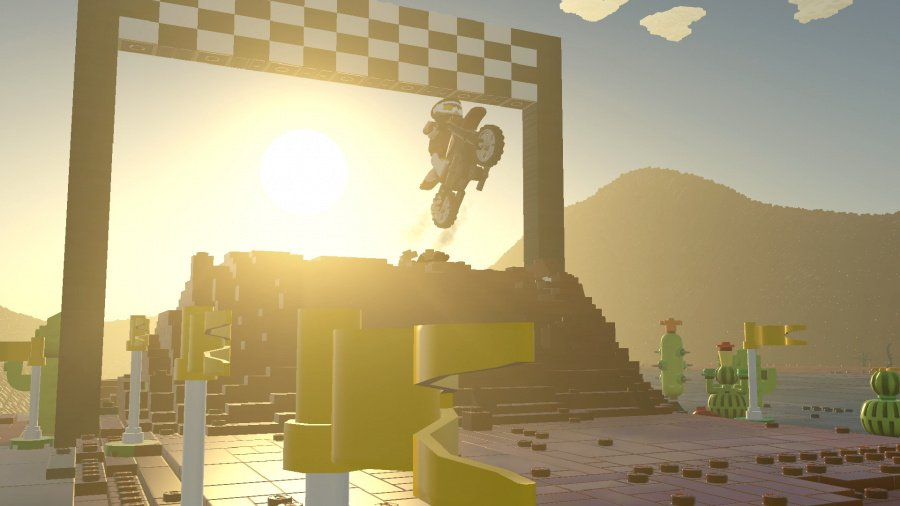 LEGO Worlds Review - Screenshot 2 of 7