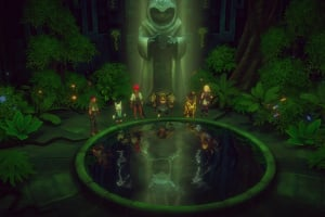 Earthlock: Festival of Magic Screenshot