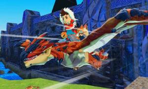 Monster Hunter Stories Review - Screenshot 5 of 9