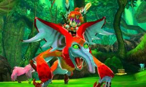 3 DS Monster Hunter Stories 13