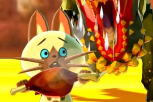 Monster Hunter Stories Screenshot