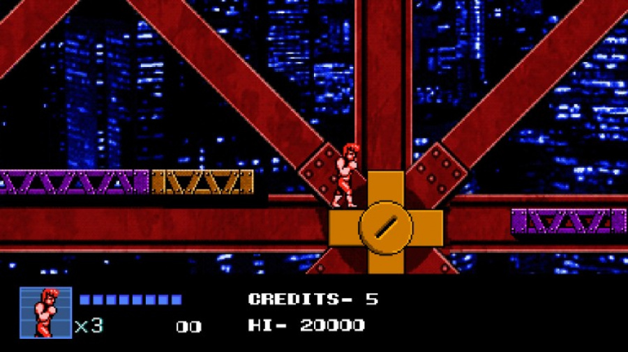 Double Dragon IV Review - Screenshot 2 of 4