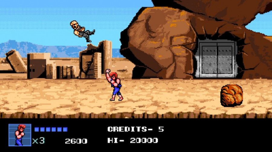 Double Dragon IV Review - Screenshot 1 of 4
