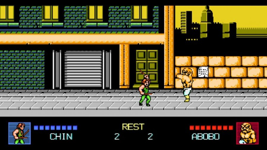 Double Dragon IV Review - Screenshot 4 of 4