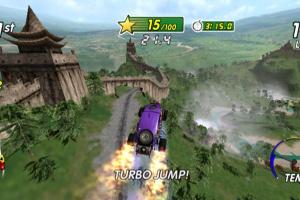 Excite Truck Screenshot