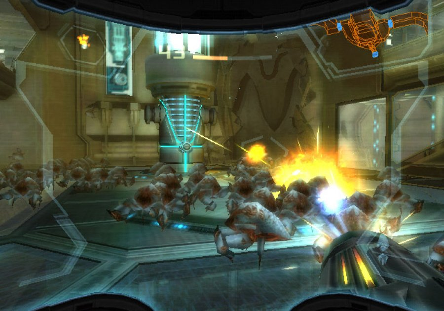 Metroid Prime 3: Corruption Review - Screenshot 2 of 5