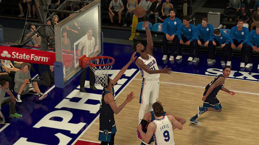 NBA 2K18 Review - Screenshot 2 of 7