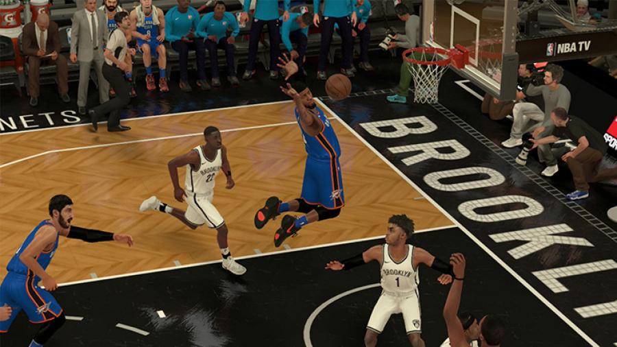 NBA 2K18 Review - Screenshot 1 of 7