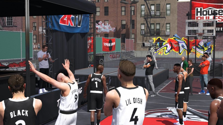 NBA 2K18 Review - Screenshot 1 of 6