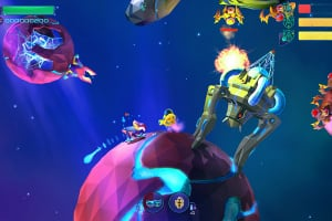 Robonauts Screenshot