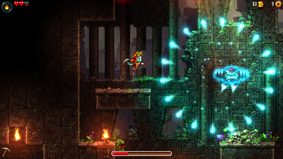 SteamWorld Dig 2 Review - Screenshot 3 of 6