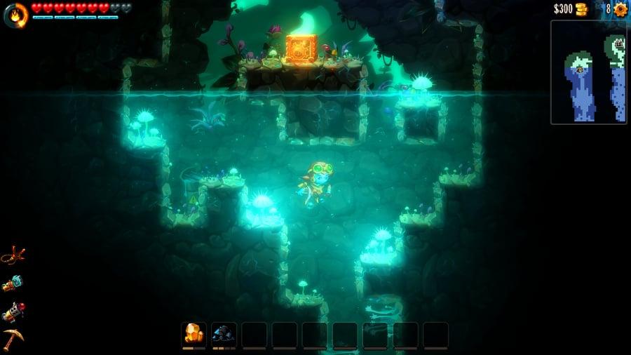 SteamWorld Dig 2 Review - Screenshot 4 of 6