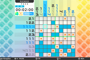 Picross S Screenshot
