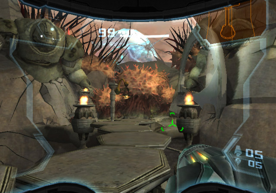 Metroid Prime 3: Corruption Review - Screenshot 1 of 5