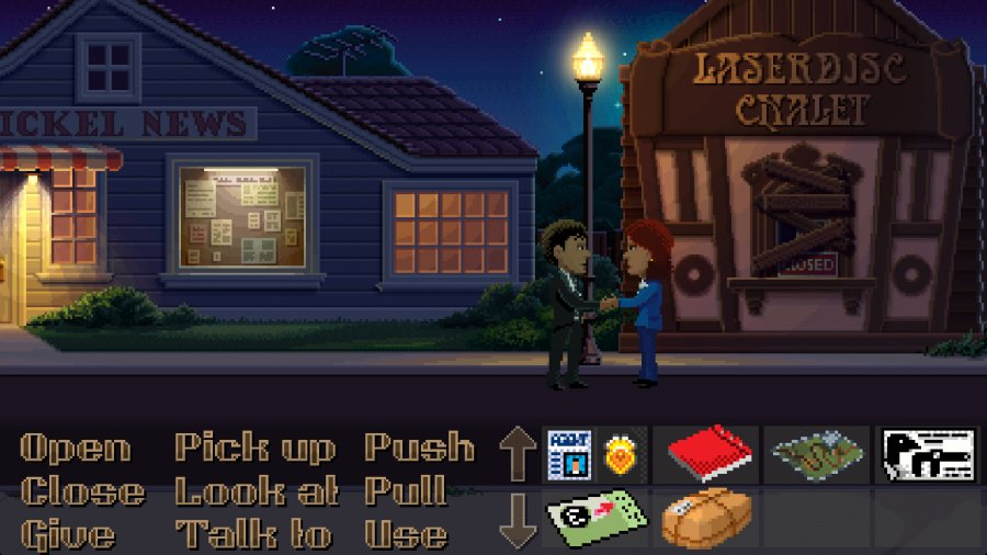 Thimbleweed Park Review - Screenshot 4 of 6