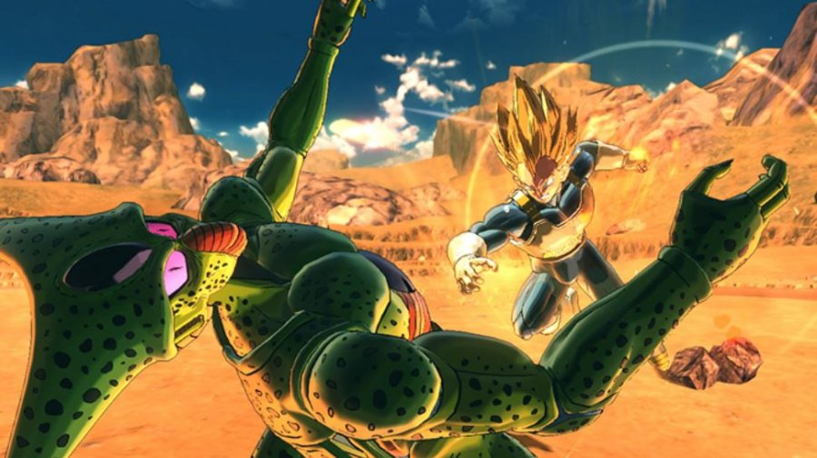 Dragon Ball Xenoverse 2 Review - Screenshot 3 of 7