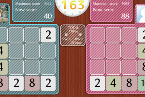 Physical Contact: 2048 Screenshot