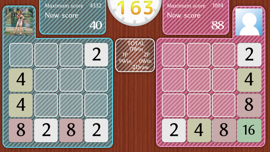Physical Contact: 2048 Review - Screenshot 2 of 3