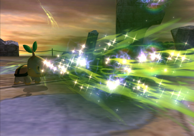 Pokémon Battle Revolution Screenshot