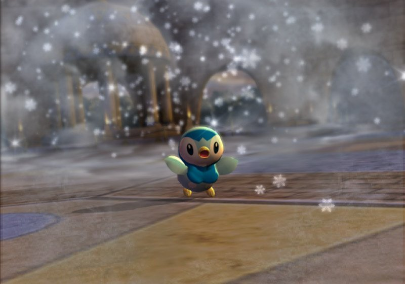 Pokémon Battle Revolution Screenshot