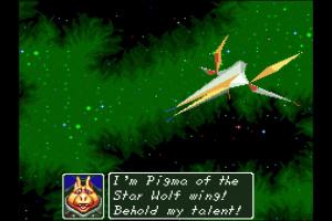 Star Fox 2 Screenshot