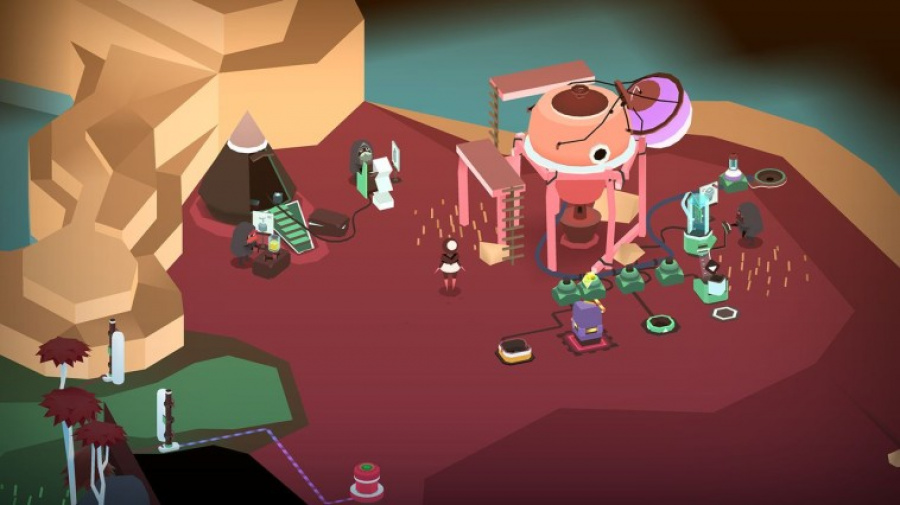 PAN-PAN Review - Screenshot 1 of 4