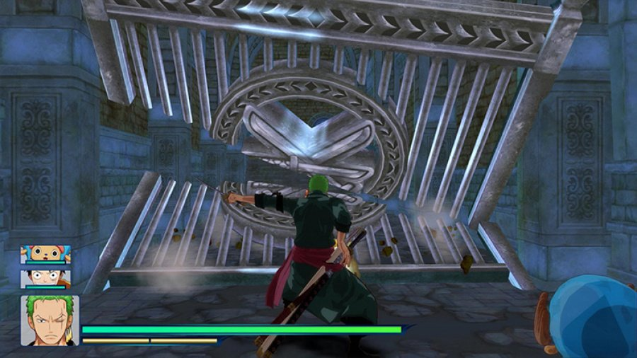 One Piece Unlimited World Red - Deluxe Edition Review - Screenshot 3 of 7