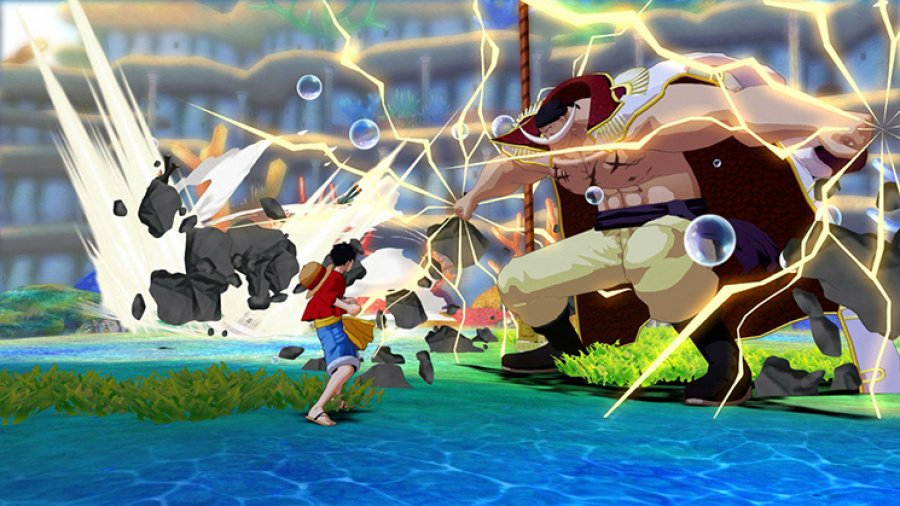 One Piece Unlimited World Red - Deluxe Edition Review - Screenshot 4 of 8