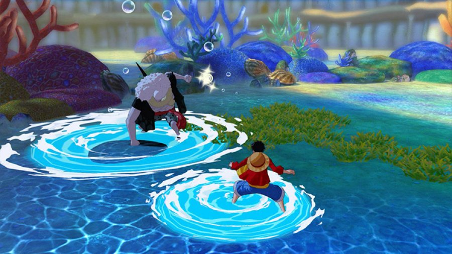 One Piece Unlimited World Red - Deluxe Edition Review - Screenshot 1 of 7