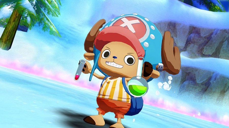One Piece Unlimited World Red - Deluxe Edition Review - Screenshot 2 of 7