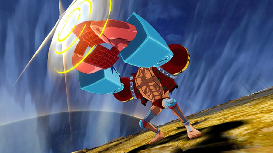 One Piece Unlimited World Red - Deluxe Edition Review - Screenshot 2 of 8