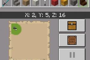 Minecraft: New Nintendo 3DS Edition Screenshot