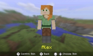 Minecraft: New Nintendo 3DS Edition Review - Screenshot 2 of 3