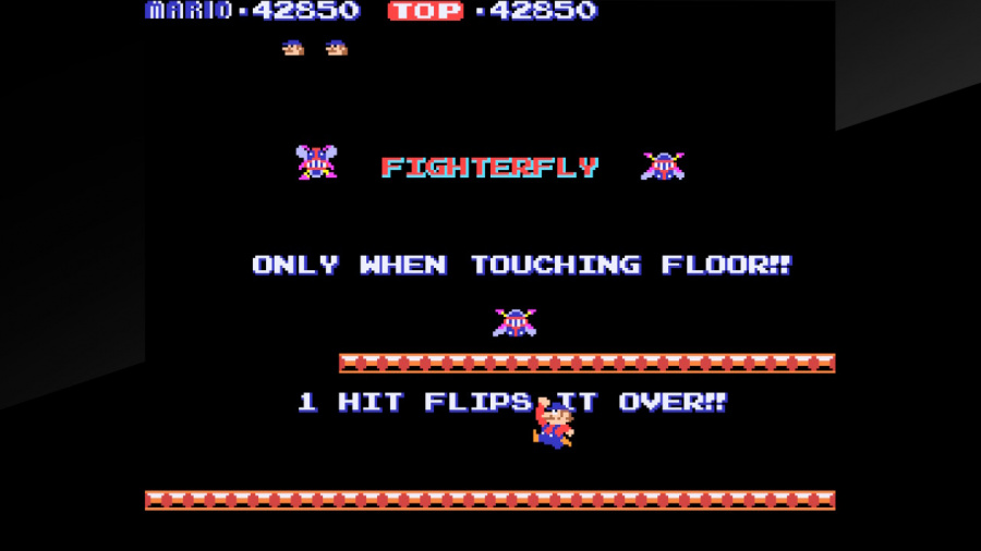 Arcade Archives Mario Bros. Review - Screenshot 3 of 4