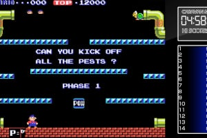 Arcade Archives Mario Bros. Screenshot