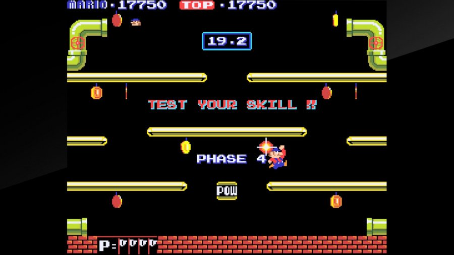 Arcade Archives Mario Bros. Review - Screenshot 2 of 4