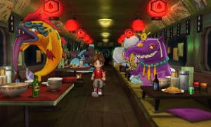 Yo-kai Watch 2: Psychic Specters Review - Screenshot 1 of 9