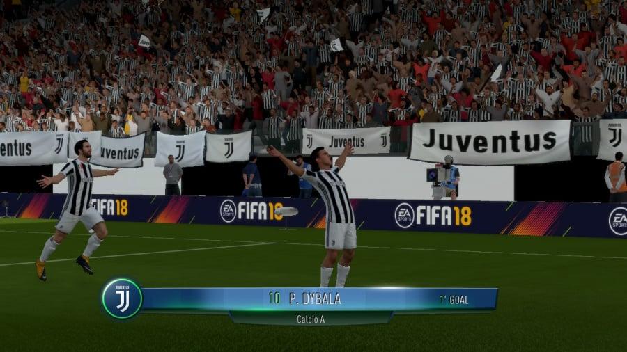 FIFA 18 Review - Screenshot 7 of 9