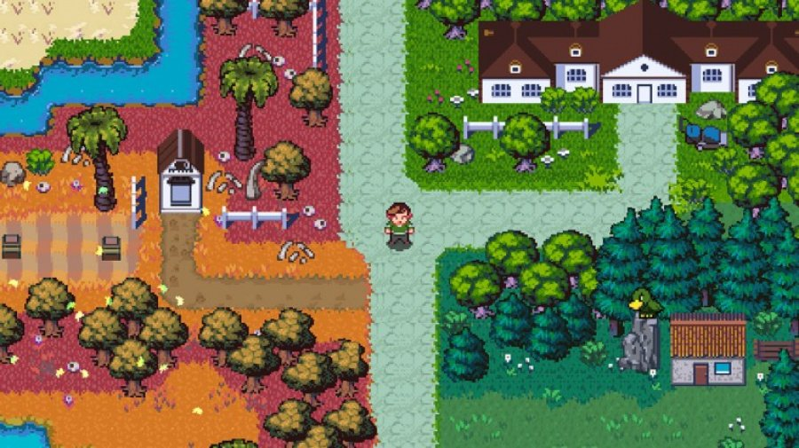 Golf Story Review - Screenshot 3 of 4