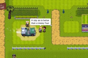 Golf Story Screenshot