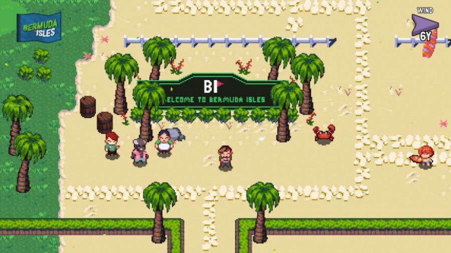 Golf Story Review - Screenshot 4 of 4