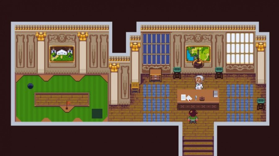 Golf Story Review - Screenshot 2 of 4