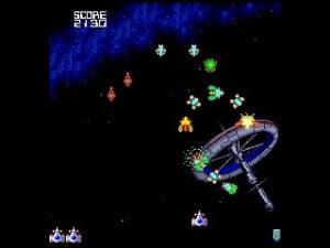 Galaga '90 Review - Screenshot 1 of 2