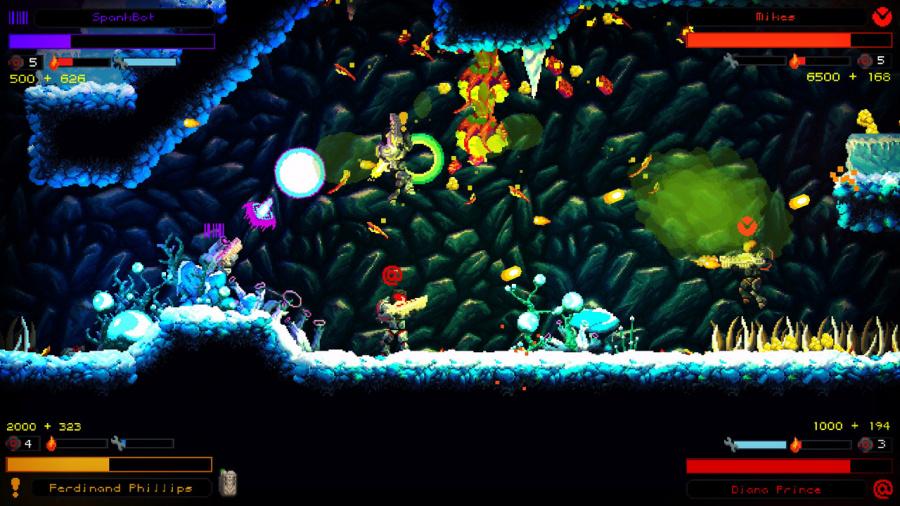 Hive Jump Review - Screenshot 3 of 4