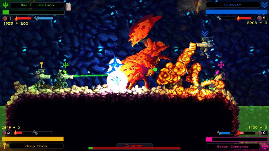Hive Jump Review - Screenshot 1 of 3