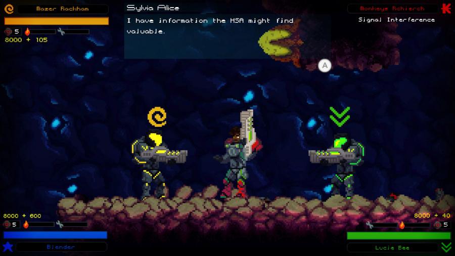 Hive Jump Review - Screenshot 4 of 4