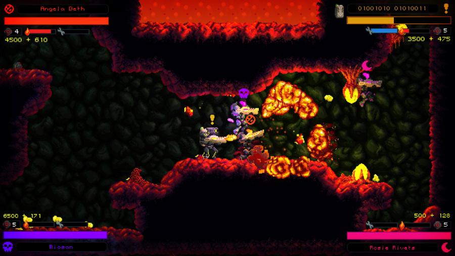 Hive Jump Review - Screenshot 1 of 4